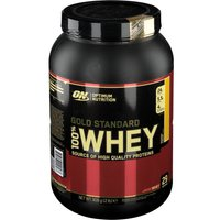 Optimum Nutrition 100 % Whey Gold Standard Pulver Vanilla Ice Cream              Produktbild
