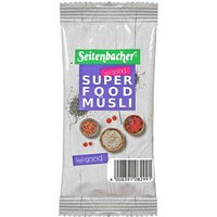 Seitenbacher® Superfood Müsli Portionsbeutel
