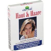 Vitamin® Haut & Haare Kapseln
