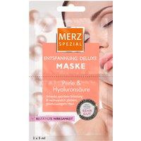 Merz Spezial Entspannung Deluxe Maske