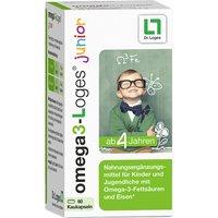 Dr. Loges omega3-Loges junior              Produktbild