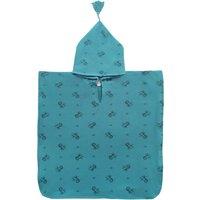 Pepito octopus hooded bath towel