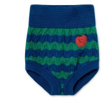 Organic cotton knitted bloomers