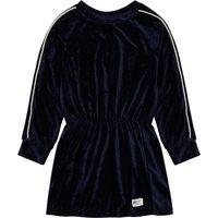 Fleece Velvet Dress