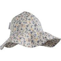 Floral Organic Cotton Sun Hat