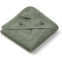 Albert Dino Organic Cotton Hooded Bath Towel