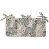 Organic Cotton Chardon Quilted Crib Pocket