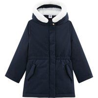 Collier Furry Hood Parka
