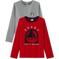 Long-Sleeve T-shirt - Set of 2