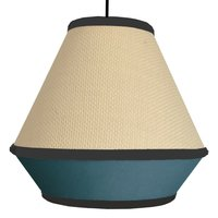 Raffia Ceiling Light