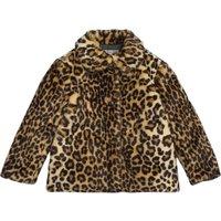 Meribel Faux Fur Coat