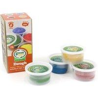 Organic Play Dough - Set of 4