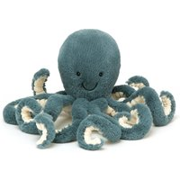 Storm Octopus Soft Toy