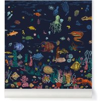 Under the sea Wallpaper, Nathalie LA(c)tA(c)