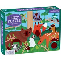 Tactile 42-Piece Forest Puzzle