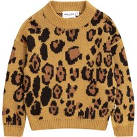Leo Organic Cotton and Wool Jumper