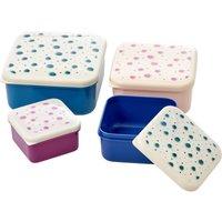 Splash Lunchbox Kit - Set of 4
