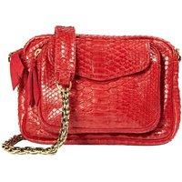 Charly Snakeskin Bag
