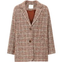 Lirion Check Coat