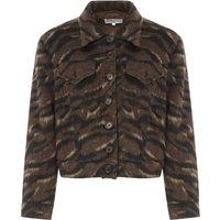 Tiger Jacquard Jacket
