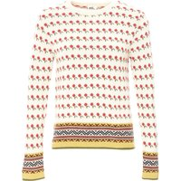 Jolly Jacquard Jumper - Women's Collection -