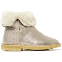 Chowchow Furry Boots