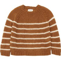 Malevi Striped Mohair Jumper