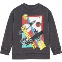 Space Organic Cotton Sweatshirt