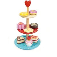 Toy Cake Stand & Accessories