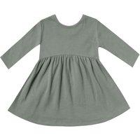 Organic Cotton Ribbed Dress