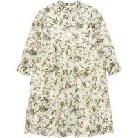 Maiween Silk Chiffon Dress