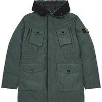 Genuine Long Down Jacket