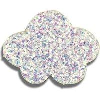 Glitter Cloud Hair Barrette