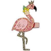 Tropicool Flamingo Hair Barrette