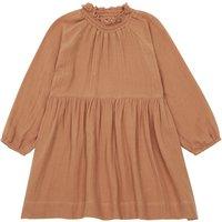 Antoinette Peony Organic Cotton Dress