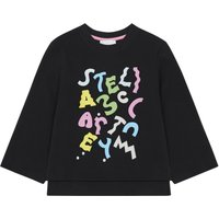 Organic Cotton Lettre Sweatshirt - Sport Collection -