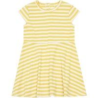 Striped Organic Cotton Dress