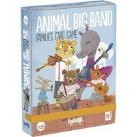 Playing cards - Animal Big Band
