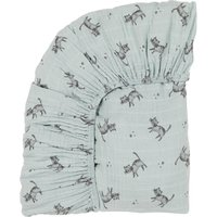 Olivia Cat Fitted Sheet