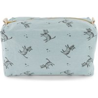 Vic Cat Toiletry Case