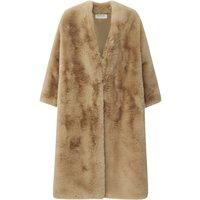 Lilias Faux Fur Coat