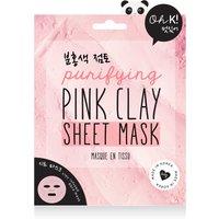 Purifying Pink Clay Sheet Mask