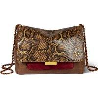 Lulu M Goatskin Bag