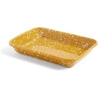 Speckle Enamel Dish
