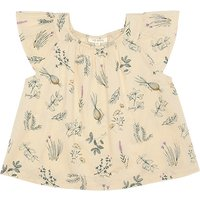 Dyvia floral blouse