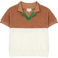 Organic Leonard Terry Cloth Polo