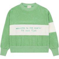 Nat Organic Terry Cloth Sweatshirt