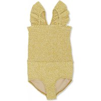Blossom UV-protection swimsuit