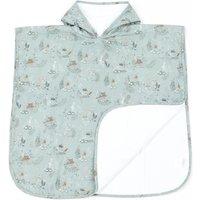 Cotton Towel Poncho