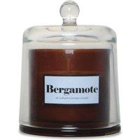 Sparkling Bergamont Candle & Cloche